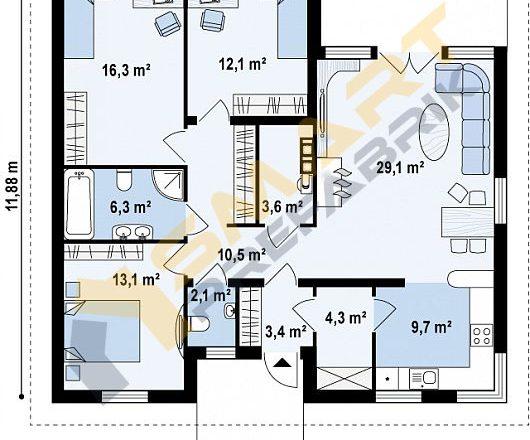 110 metrekare_villa_modeli_plan
